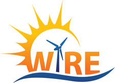 Women in Renewable Energy - WiRE  logo