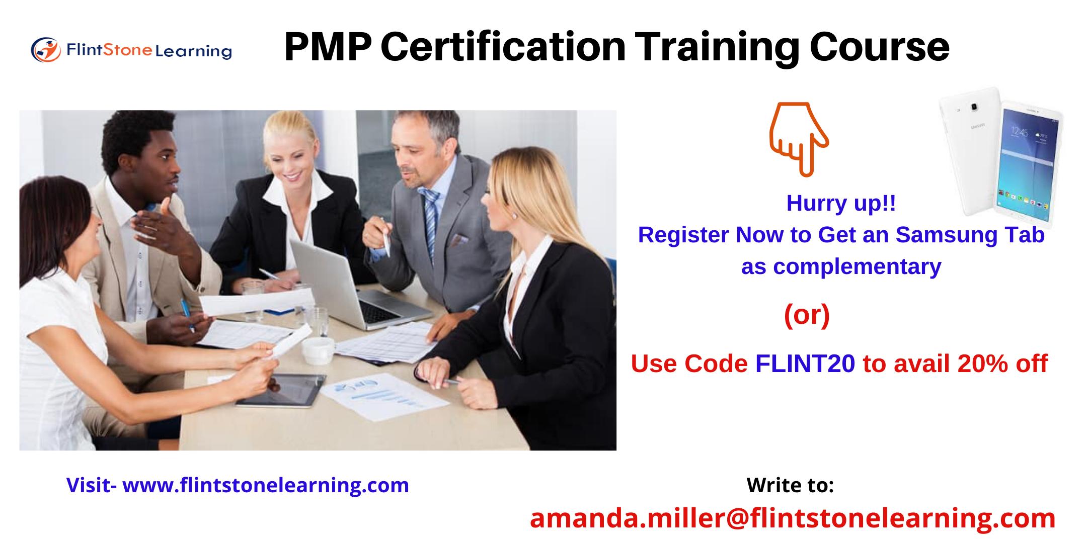 PMP Training workshop in Columbia, SC