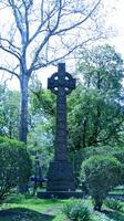 Mithraeum 99, Tour of Trinity Church Cemetery