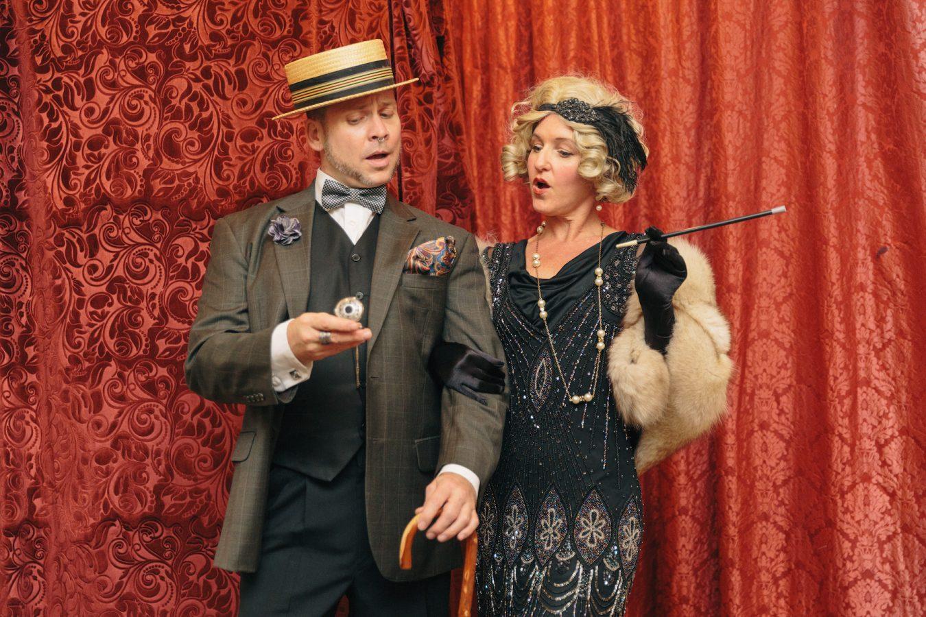 Roaring Twenties: Prohibition New Year's Eve at Morgan MFG