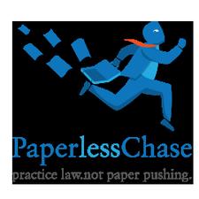 PaperlessChase logo