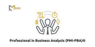 Professional in Business Analysis (PMI-PBA)® 4 Days Virtual Live Training in Brampton