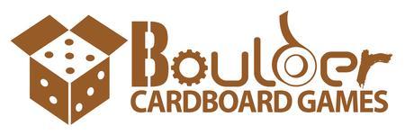 The Boulder Cardboard Games!