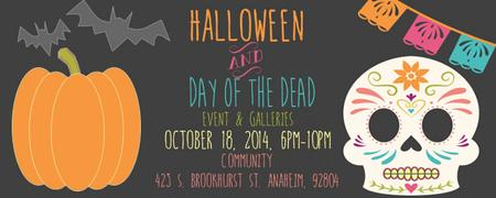 Halloween and Day of the Dead Event
