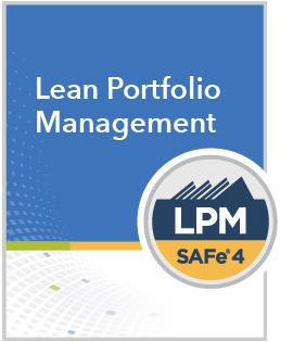Online Scaled Agile : SAFe Lean Portfolio Management (LPM) Dallas