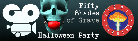 50 Shades of Grave - Halloween Party 2014