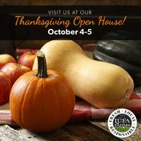 Thanksgiving Open House (English day)
