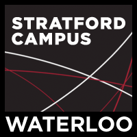 University of Waterloo Stratford Campus logo