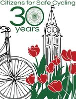 Citizens for Safe Cycling Bike Social 30th Anniversary...