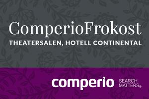 ComperioFrokost: Gode råd om søk du ikke vil gå glipp...