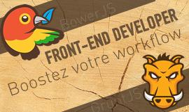 Front-end Dev : Boostez votre workflow avec Grunt et...