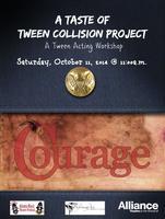 Taste of Tween Collision: A Tween Acting Workshop