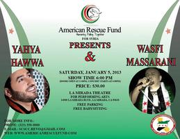 Benefit Concert for Syria (Wasfi Massarani & Yahya...