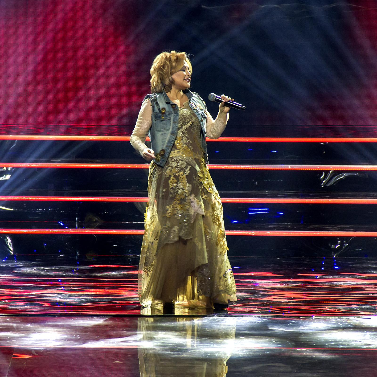 Oksana Bilozir  Born by Ukraine Live show