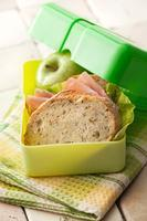 [Connect.Inspire.Grow.] Making Lunches to Feed the...
