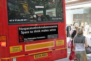 World Philosophy Day - Philosophy Bus