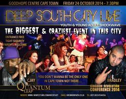 DEEP SOUTH CITY LIVE - KRC2014