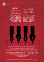 The Four Madhabs & Female Scholarship - By Dr Mohammad...