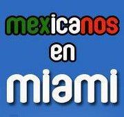 Mexicanos En Miami logo