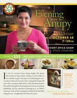 An Evening with Anupy Singla - Indian For Everyone...