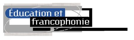 Webinaire Éducation et francophonie - L'alternance en...