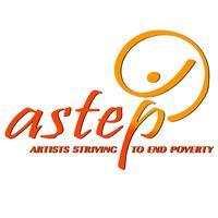 Artists Striving to End Poverty (ASTEP) logo