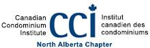 Canadian Condominium Institute - North Alberta Chapter logo