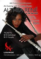 AR Productions & Revolutions Entertainment Present: ALTHEA...