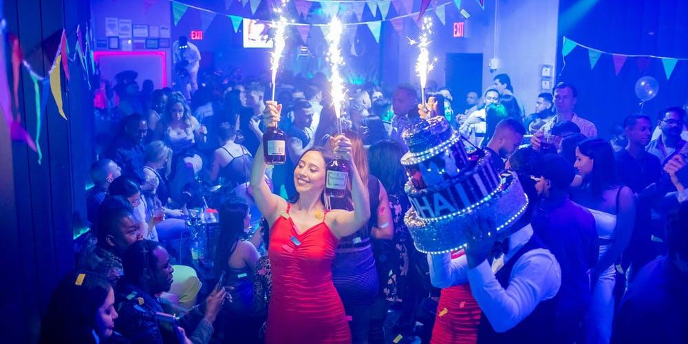 Ladies Free: Blue (The Ribbon) Night Club (Saturday)