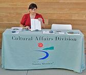 Santa Monica Cultural Affairs Division logo