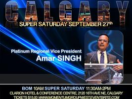 Calgary Super Saturday