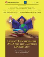 LATINA/O EDUCATION AFTER DACA AND THE CALIFORNIA DREAM...