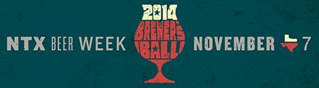 NTX Beer Week - Brewer's Ball