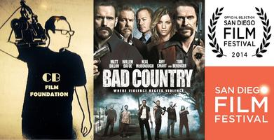BAD COUNTRY screening & after-party: SAN DIEGO FILM...