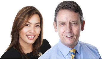 Singapore: Networking In-Person and on LinkedIn to...