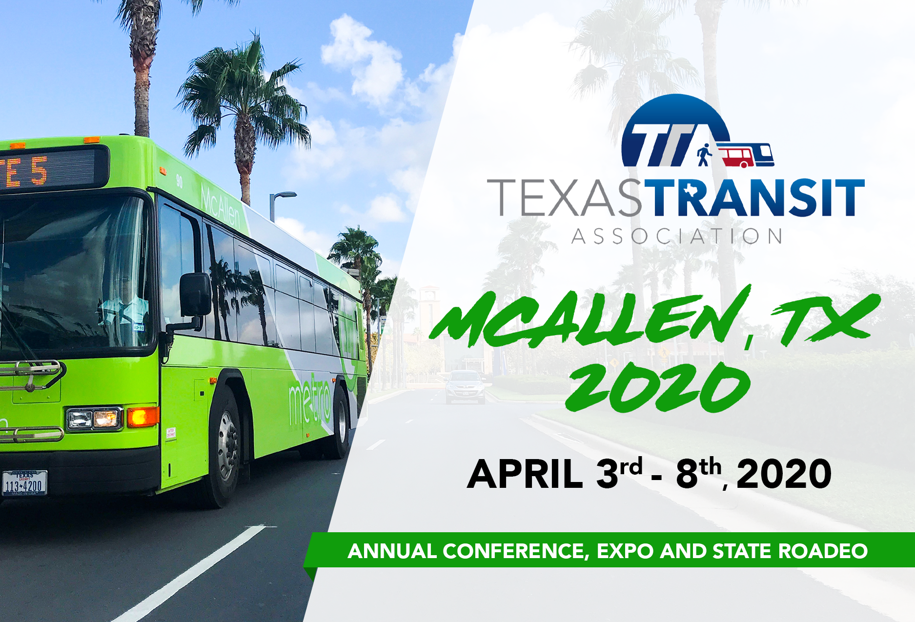 Texas Transit Association Exhibitor & Sponsorship Opportunities 2020