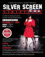 Cherry Blossom Cabaret: Silver Screen Striptease