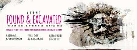 AVANT 2014 - Found and Excavated