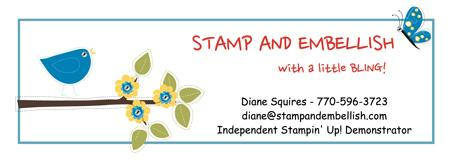 Stampin' Up! Technique/Product Club