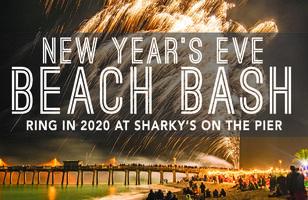 Venice Fl Calendar Of Events 2020.Sharky S New Year S Eve Beach Bash Tickets Tue Dec 31