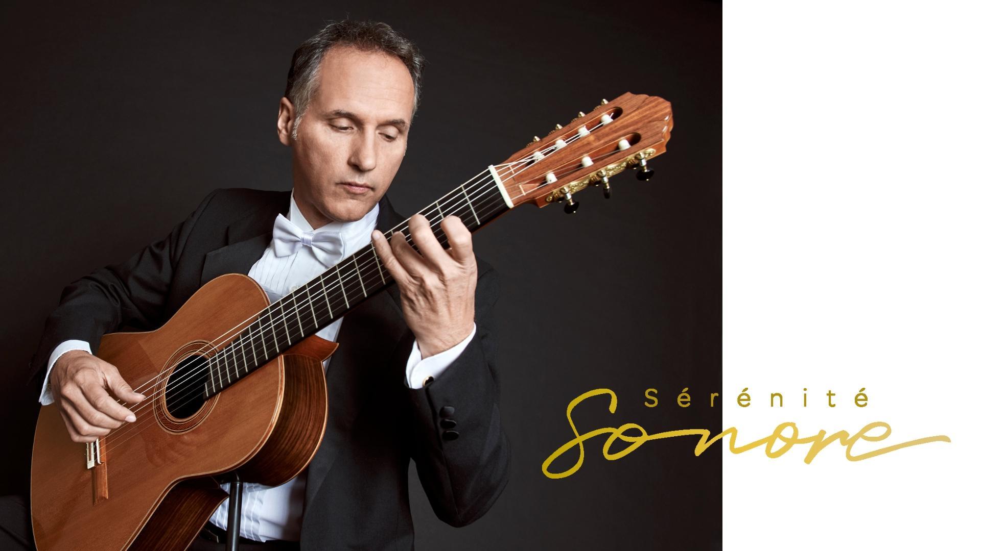 L'Espagne en hamac - Michel Beauchamp, guitariste