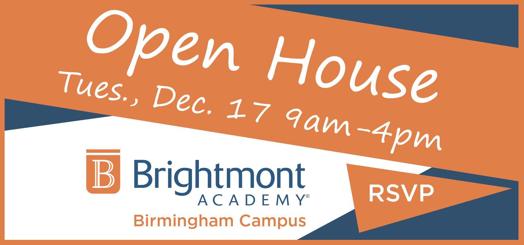 Brightmont Academy - Birmingham Open House