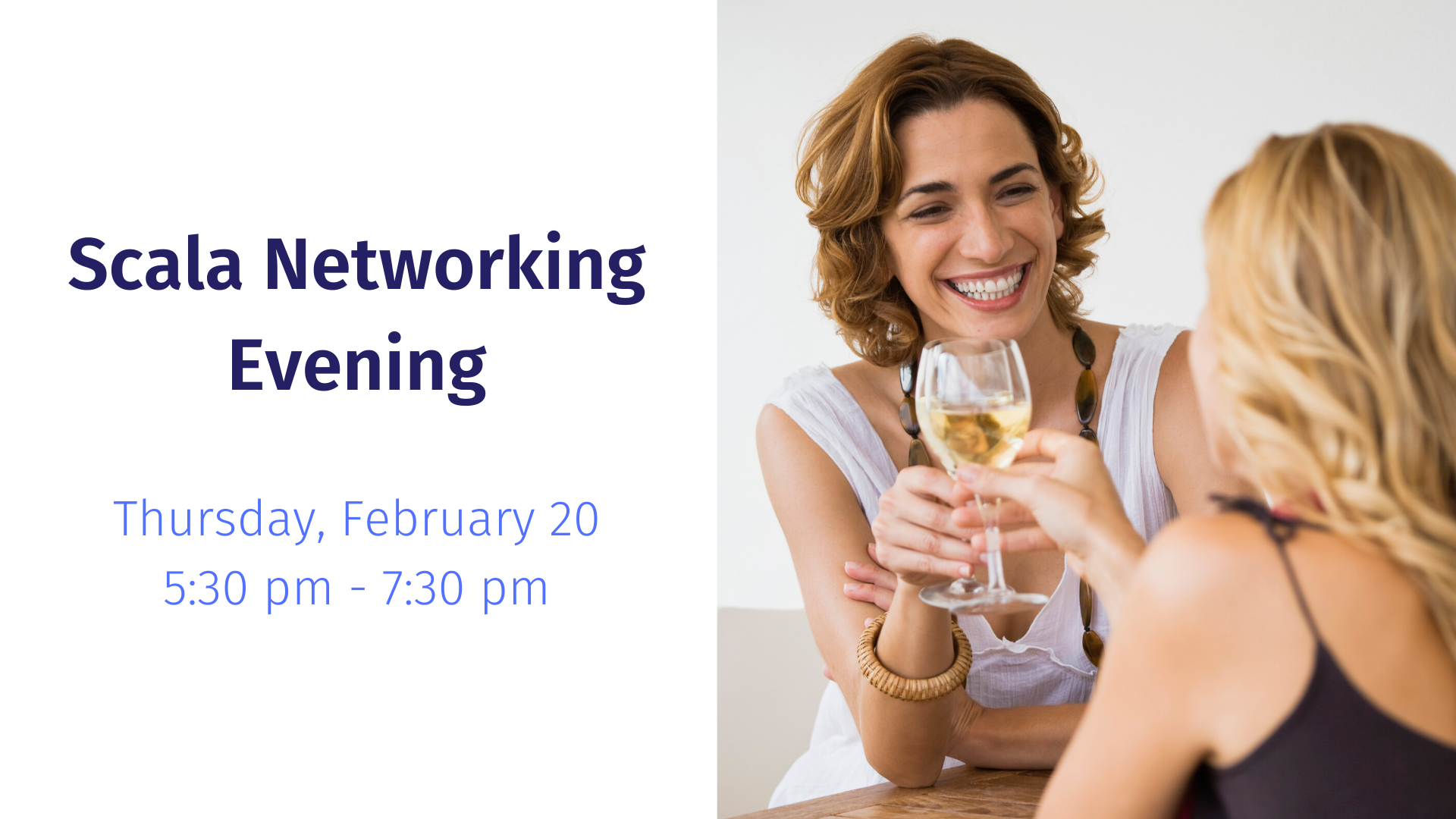 Scala Networking Evening