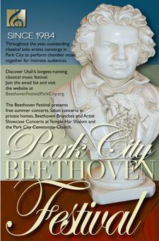 Beethoven Festival Park City logo