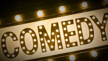 """Comedy Crap Shoot"" At The Taj Mahal in Atlantic City *"