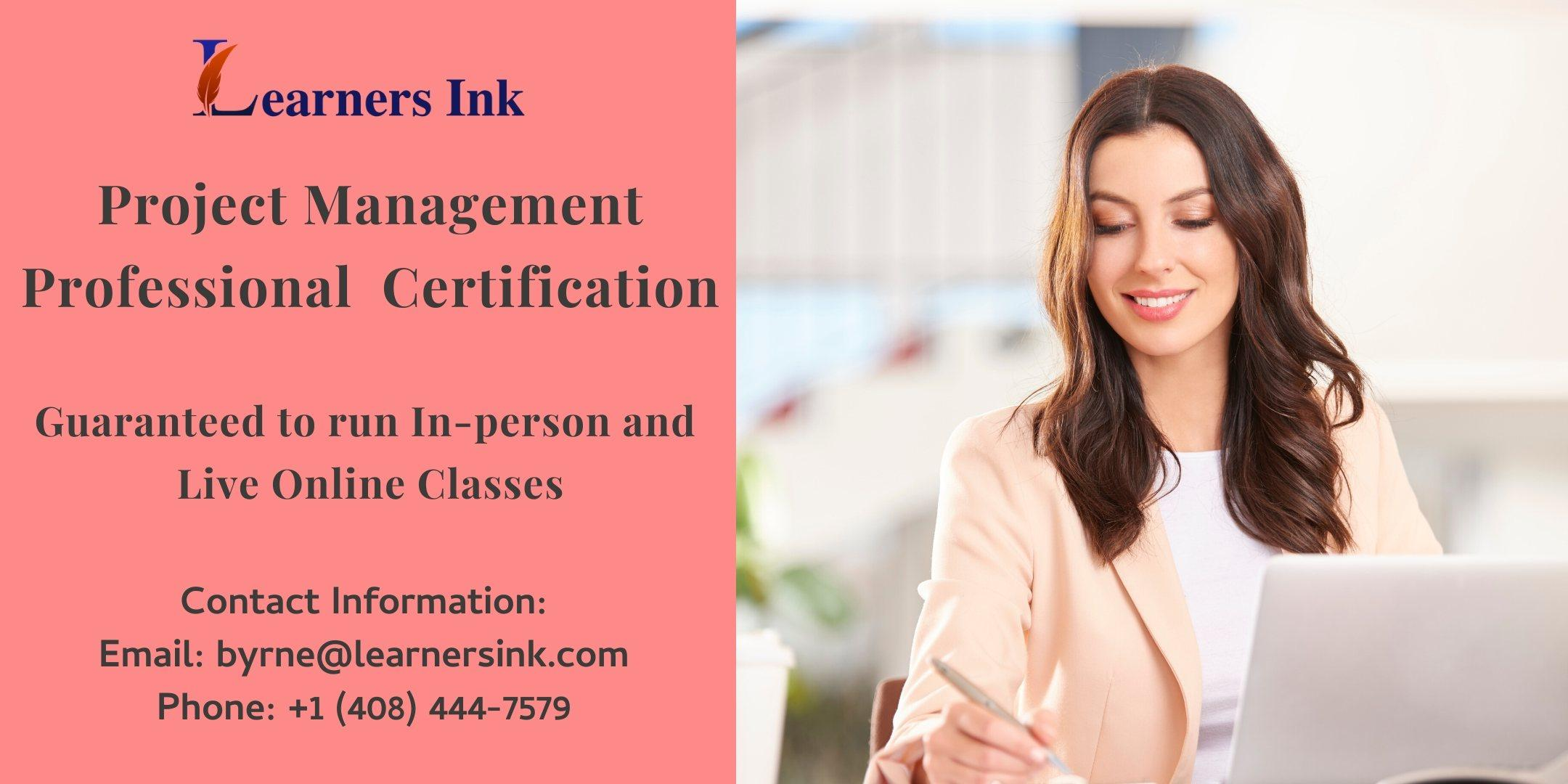 Project Management Professional Certification Training (PMP® Bootcamp) in Sheffield