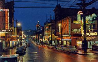 Walking Tour: Historic Chinatown