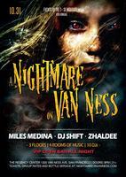 A Nightmare On Van Ness | 6th Annual Halloween...