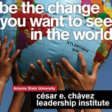 César E. Chávez Leadership Institute logo