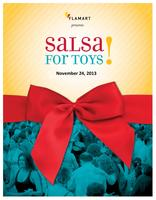 Salsa for Toys Admin Drive